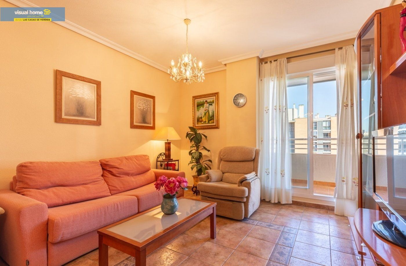 Apartamento en Villajoyosa de 85 m²
