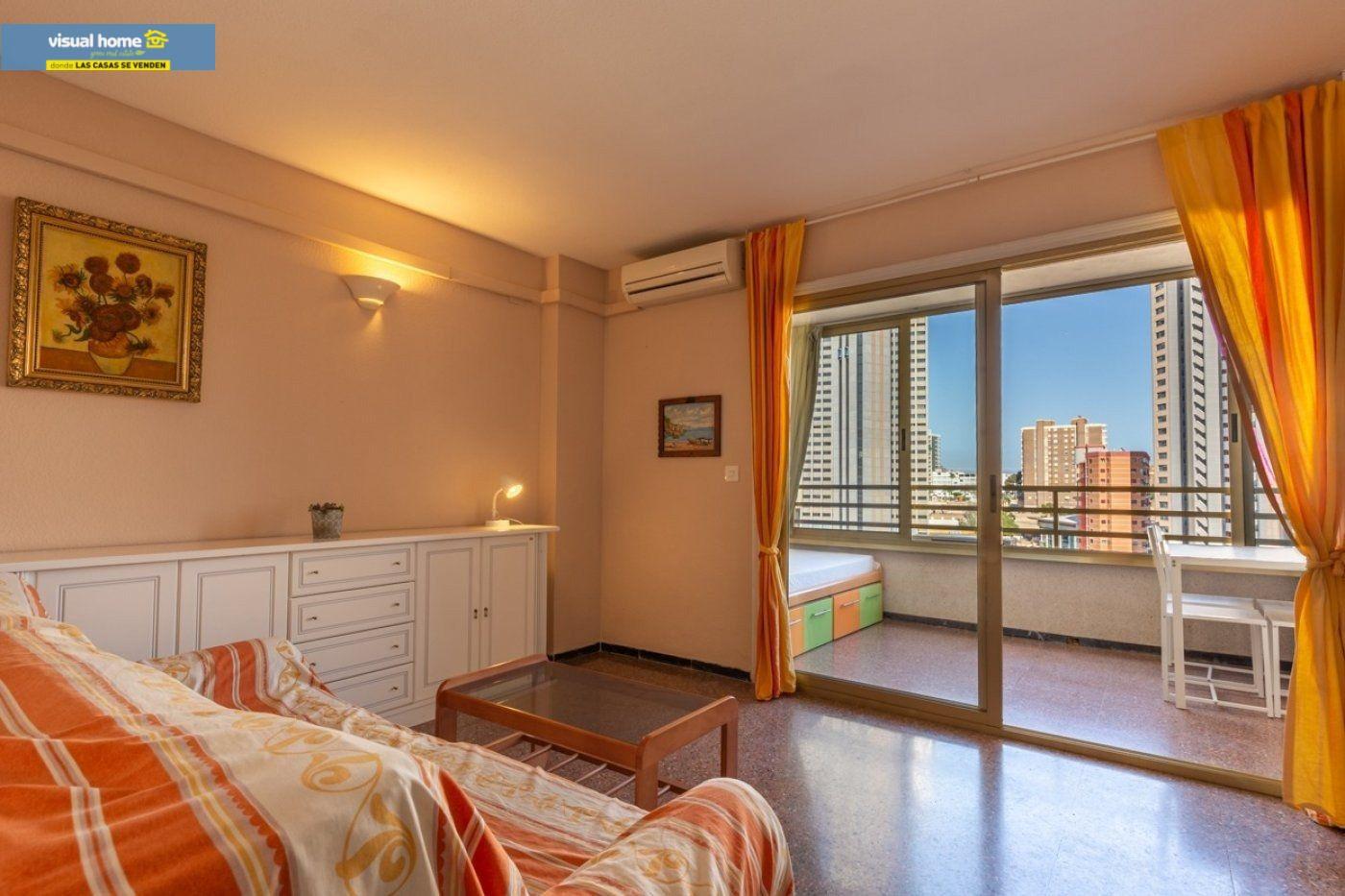 Apartamento en Benidorm zona Hotel Bali de 55 m²