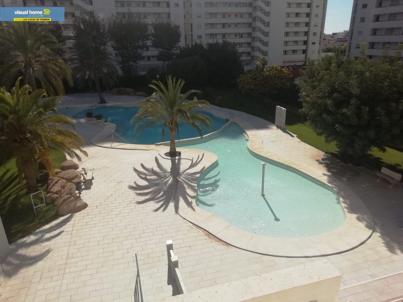 Apartamento en Benidorm zona Juzgados de 67 m²