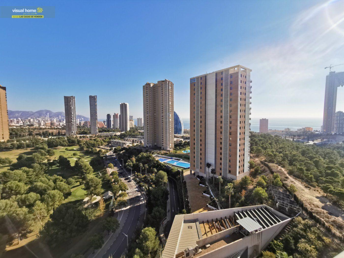 Apartamento en Benidorm zona Via Parque de 78 m²
