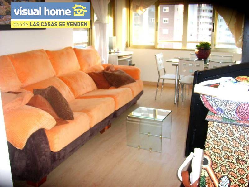 Apartamento en Benidorm zona Mercadona de 53 m²
