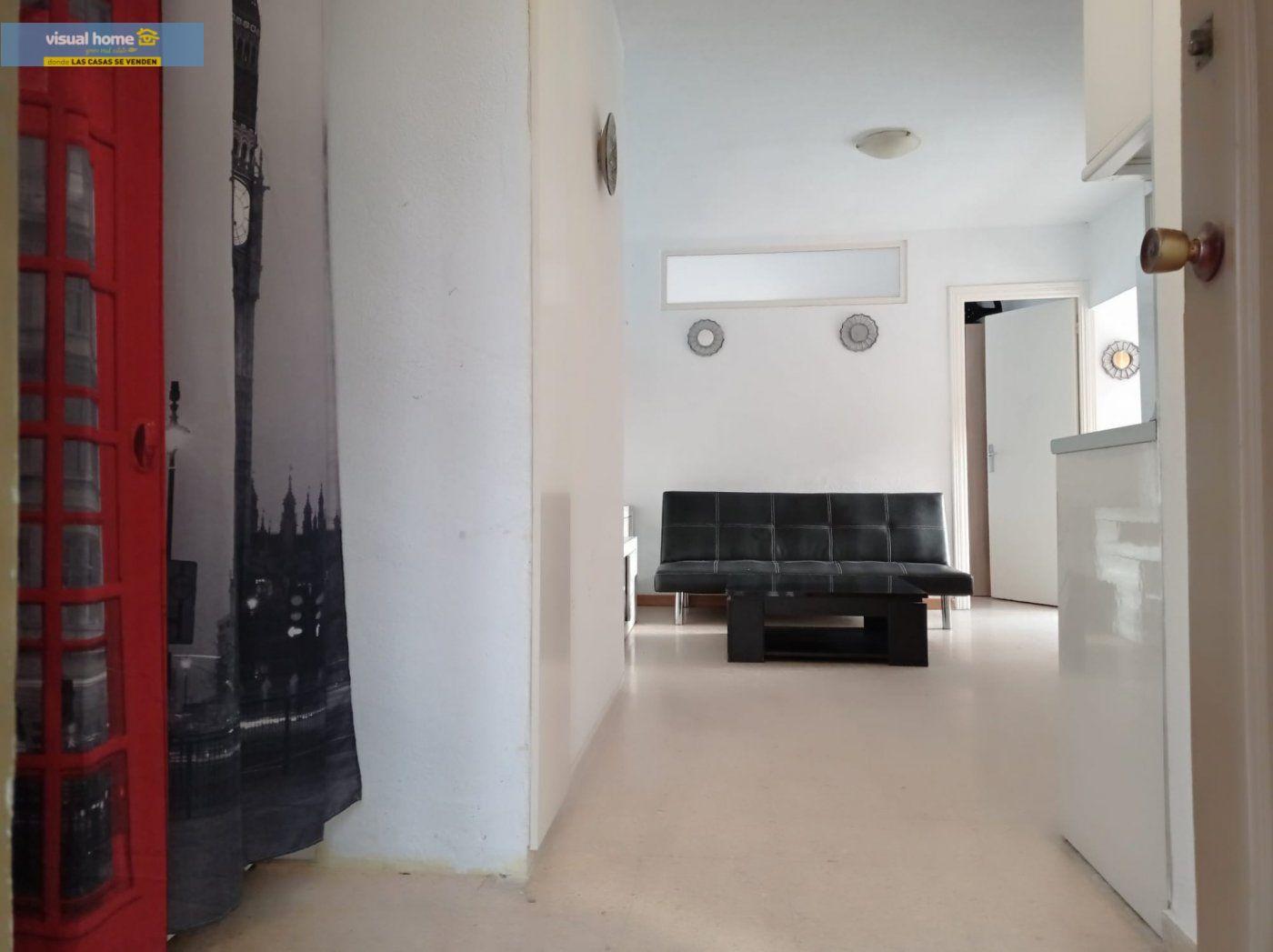 Apartamento en Benidorm zona Juzgados de 35 m²