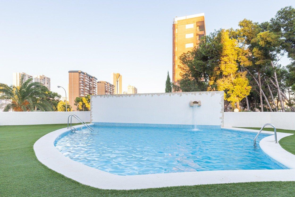 Apartamento en Benidorm zona Cala de Benidorm de 58 m²