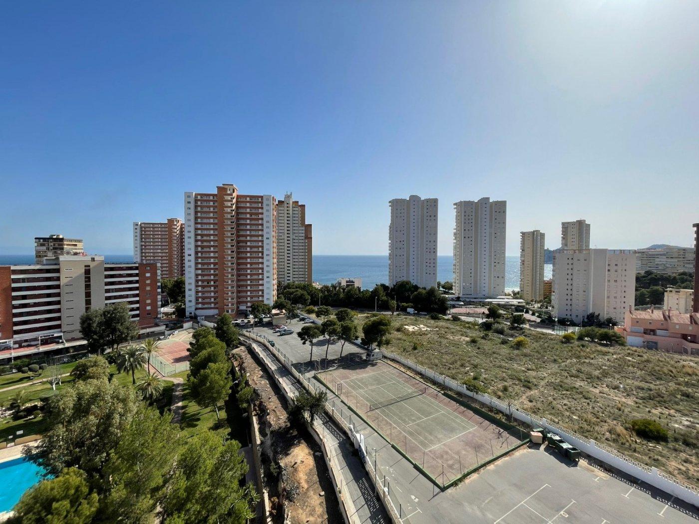 Apartamento en Benidorm zona Poniente de 52 m²