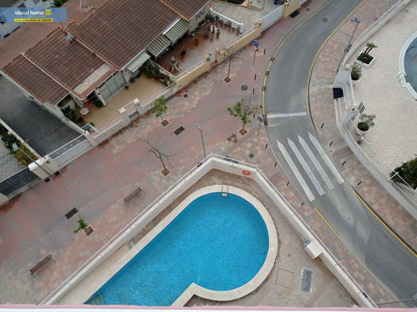 Apartamento en Benidorm zona Poniente de 39 m²
