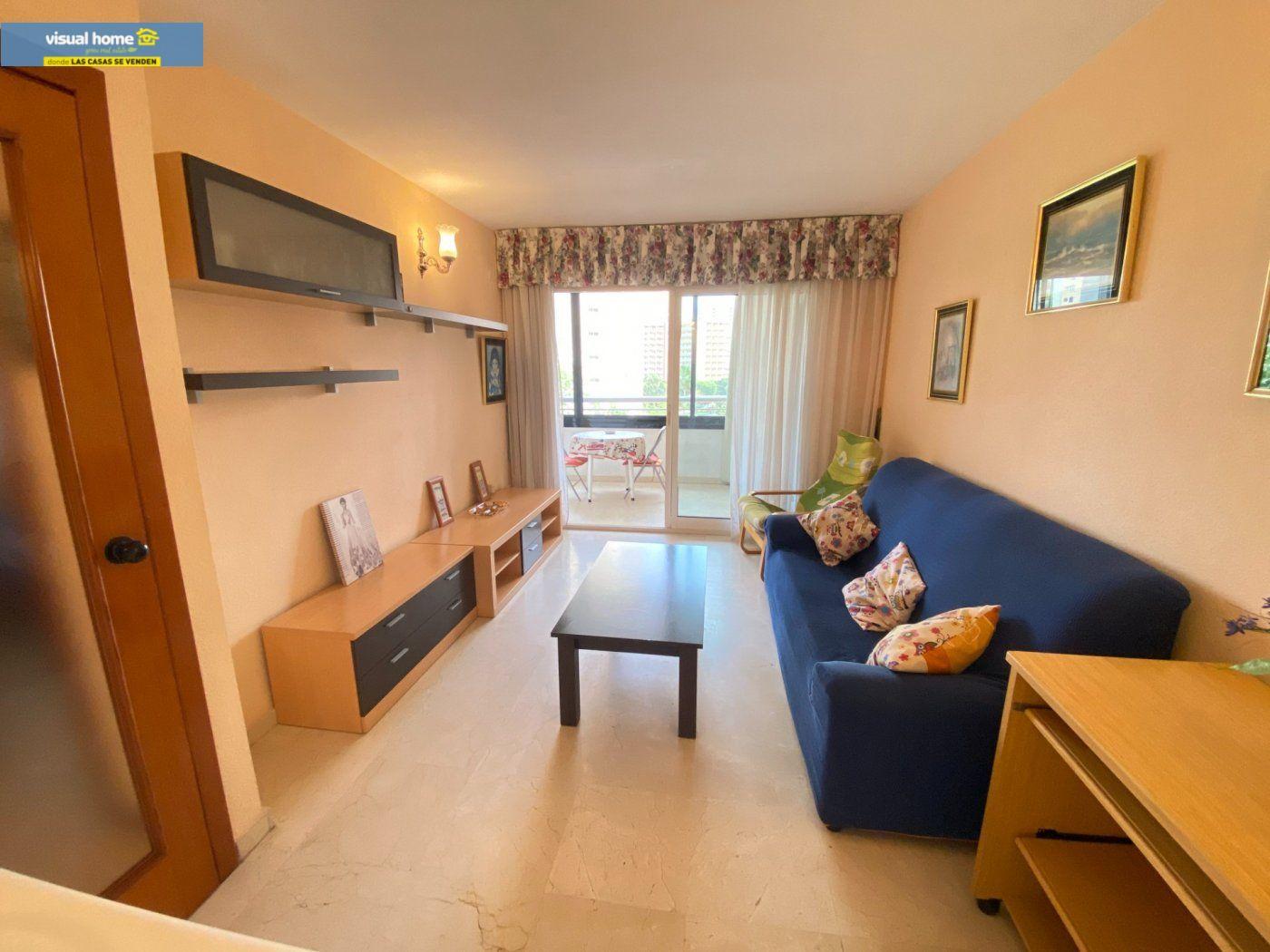 Apartamento en Benidorm zona Levante de 60 m²