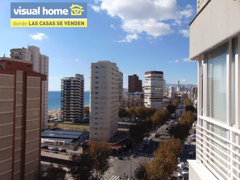 Estudio en Benidorm zona Levante de 30 m²