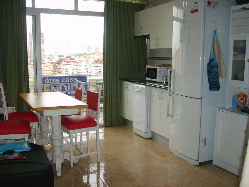 Apartamento en Benidorm zona Juzgados de 43 m²