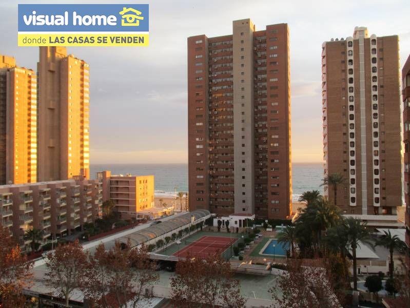 Apartamento en Benidorm zona Levante de 45 m²