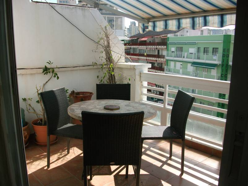 Piso en Benidorm zona Centro de 70 m²