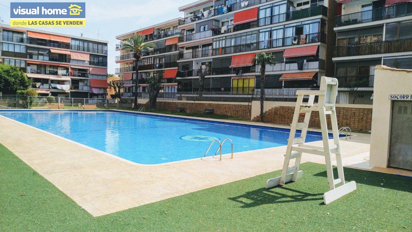 Apartamento en Benidorm zona Rincon de Loix de 58 m²