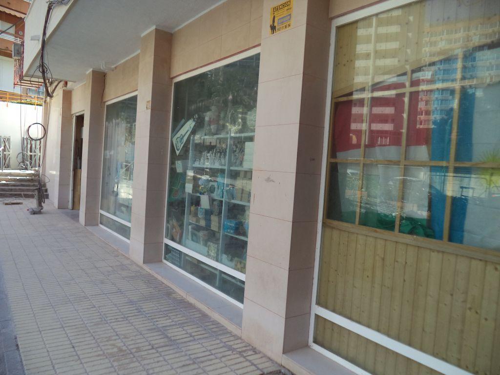 local-comercial en benidorm · rincon-de-loix 530000€