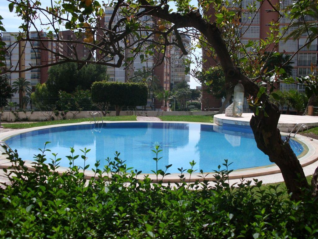 Piso en Benidorm zona Poniente de 50 m²
