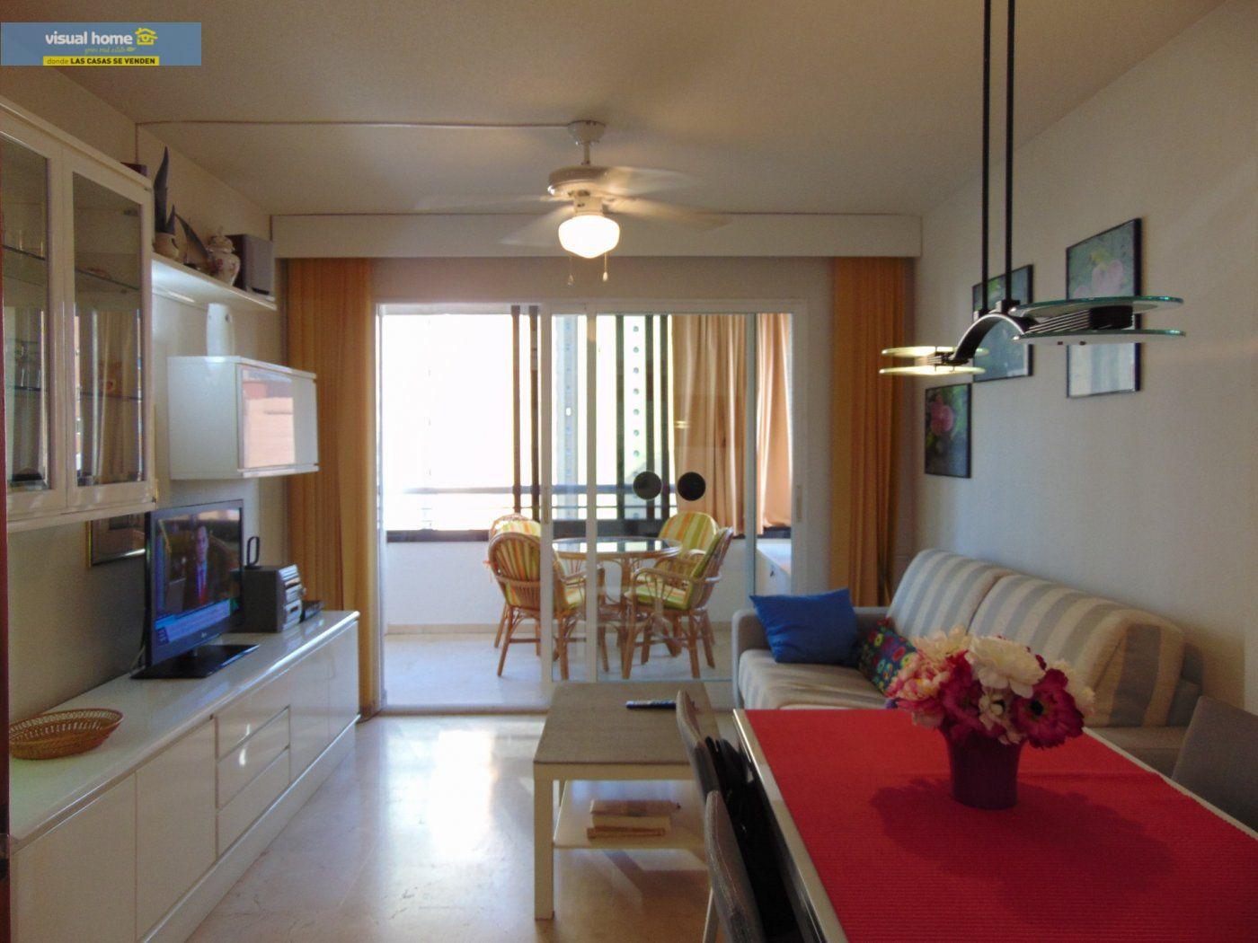 Apartamento en Benidorm zona Levante de 56 m²