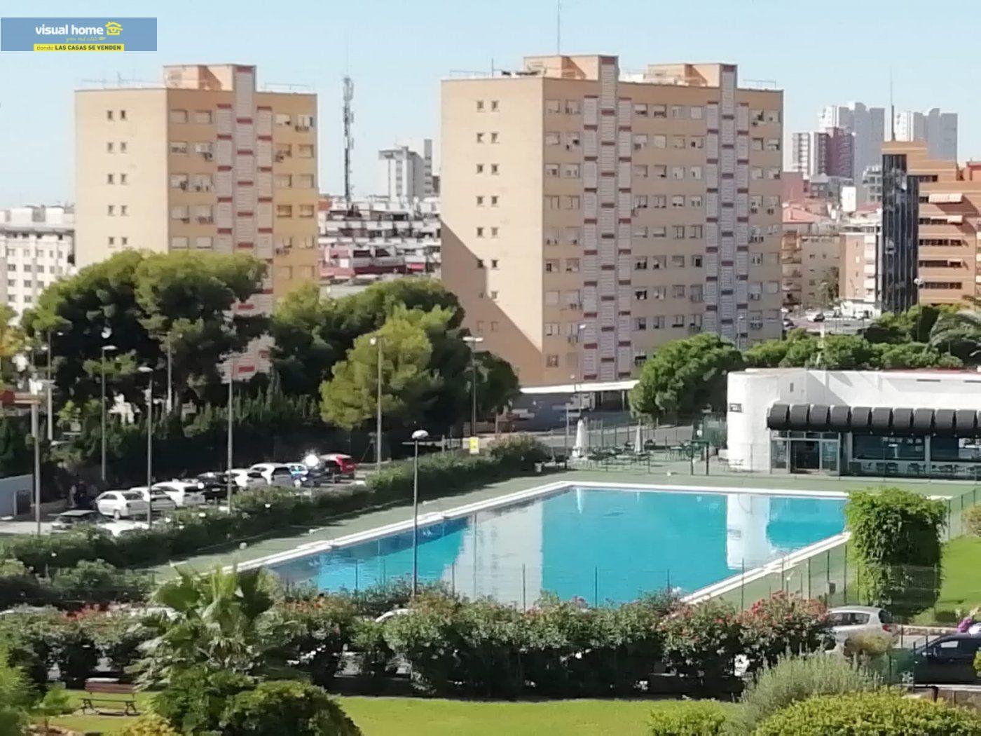 Apartamento en Benidorm zona Juzgados de 60 m²