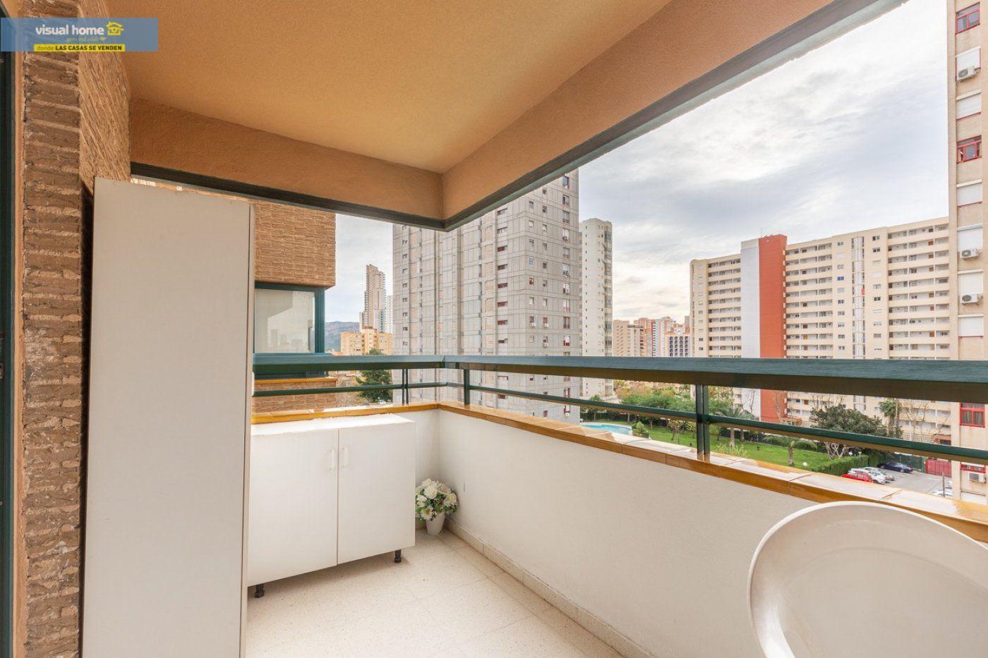 Apartamento en Benidorm zona Juzgados de 64 m²