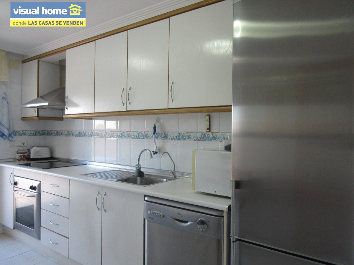 Sobreático en una sola planta de 3 dormitorios con garaje cerrado y jacuzzi privado climatizado 13