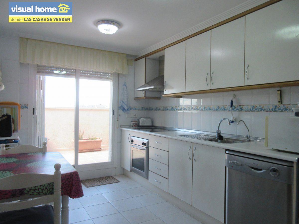 Sobreático en una sola planta de 3 dormitorios con garaje cerrado y jacuzzi privado climatizado 15