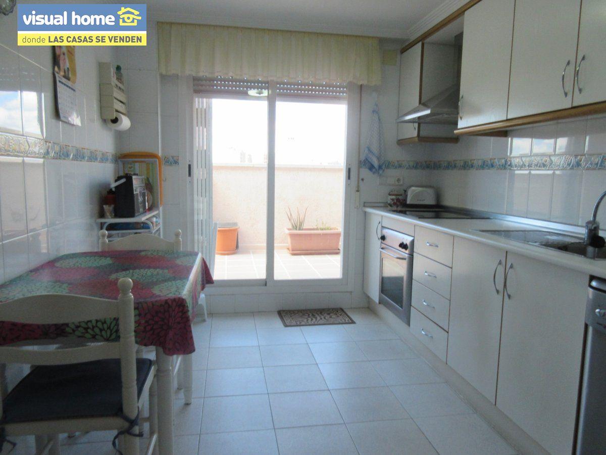 Sobreático en una sola planta de 3 dormitorios con garaje cerrado y jacuzzi privado climatizado 16