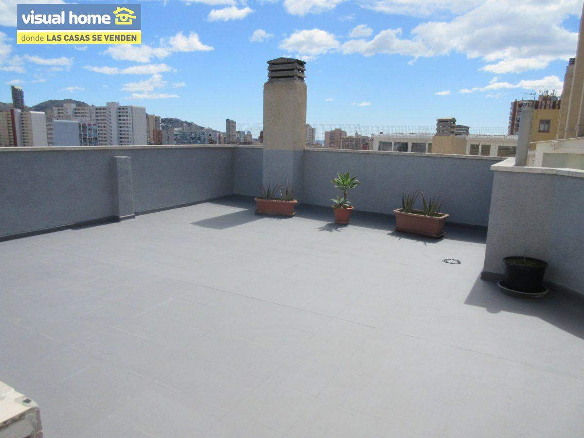 Sobreático en una sola planta de 3 dormitorios con garaje cerrado y jacuzzi privado climatizado 20