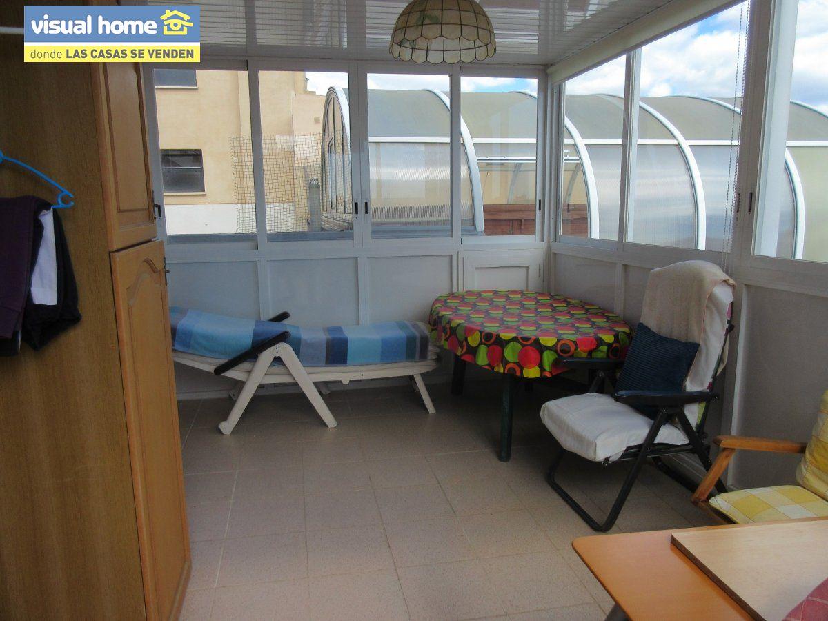 Sobreático en una sola planta de 3 dormitorios con garaje cerrado y jacuzzi privado climatizado 21