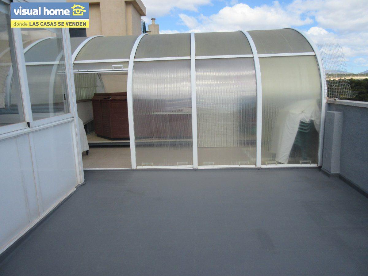 Sobreático en una sola planta de 3 dormitorios con garaje cerrado y jacuzzi privado climatizado 22