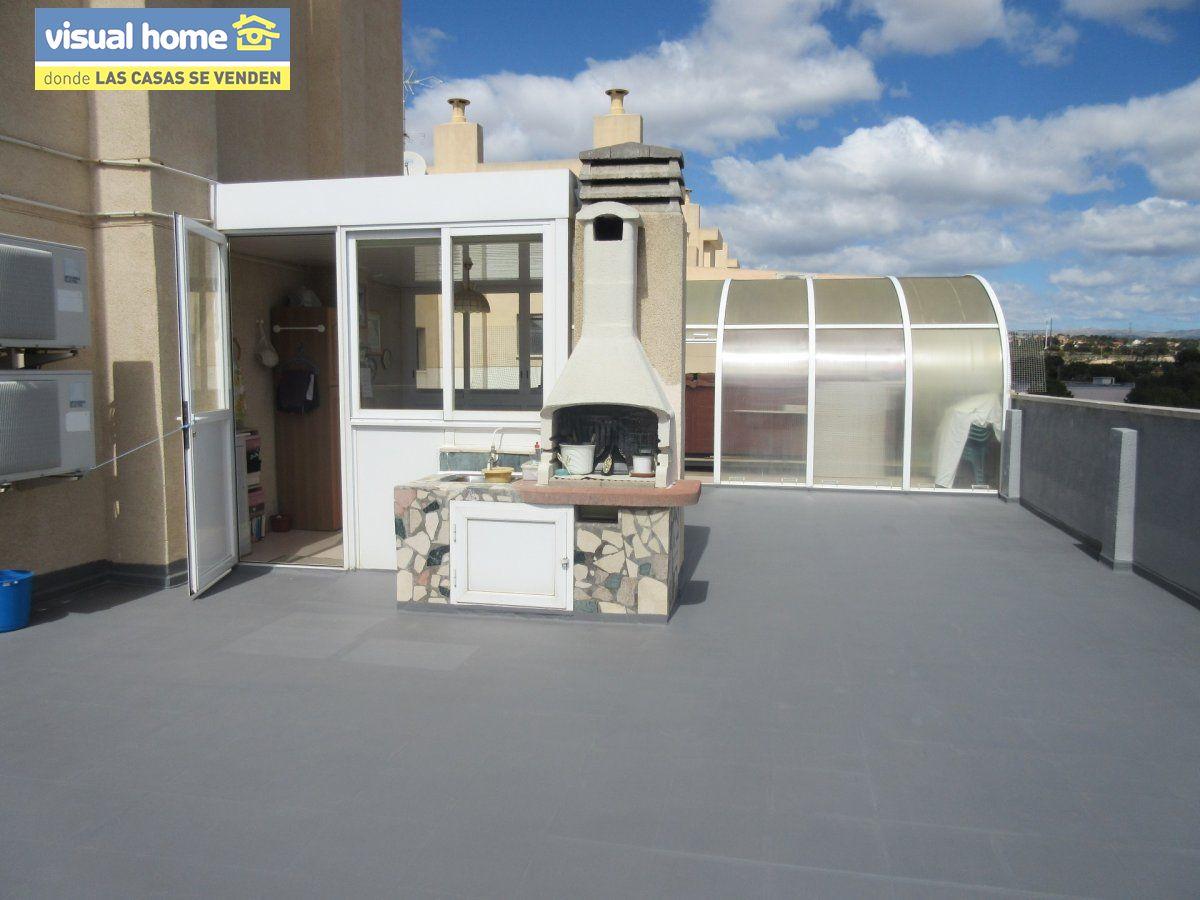 Sobreático en una sola planta de 3 dormitorios con garaje cerrado y jacuzzi privado climatizado 3