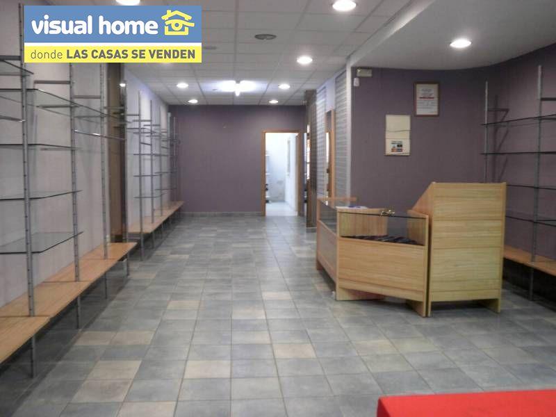 Local comercial en Benidorm zona Centro de 85 m²