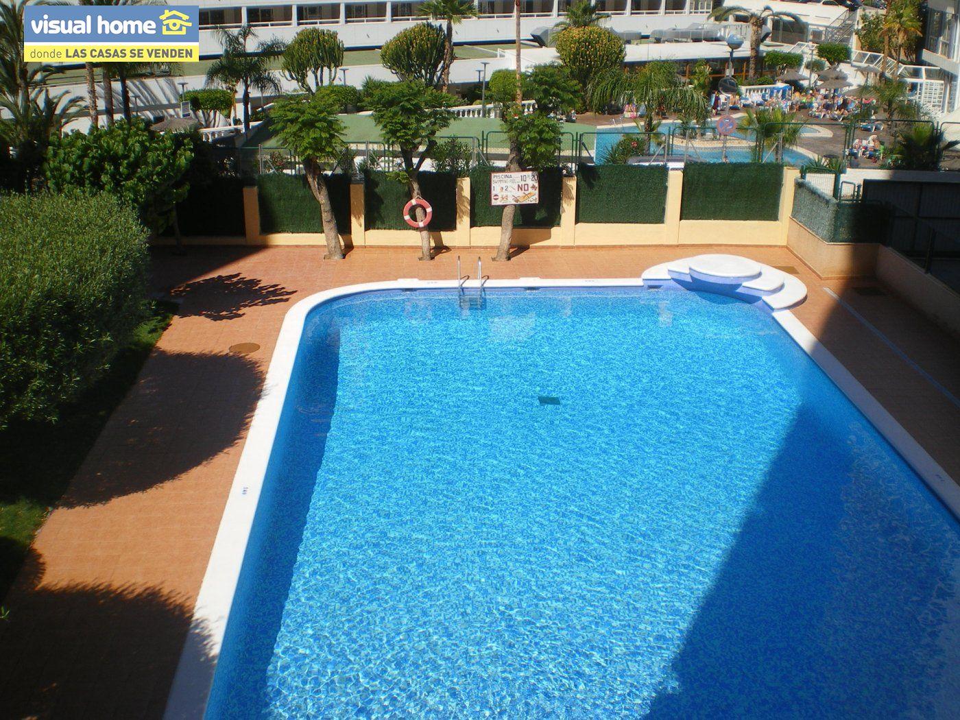 Apartamento en Benidorm zona Levante de 61 m²
