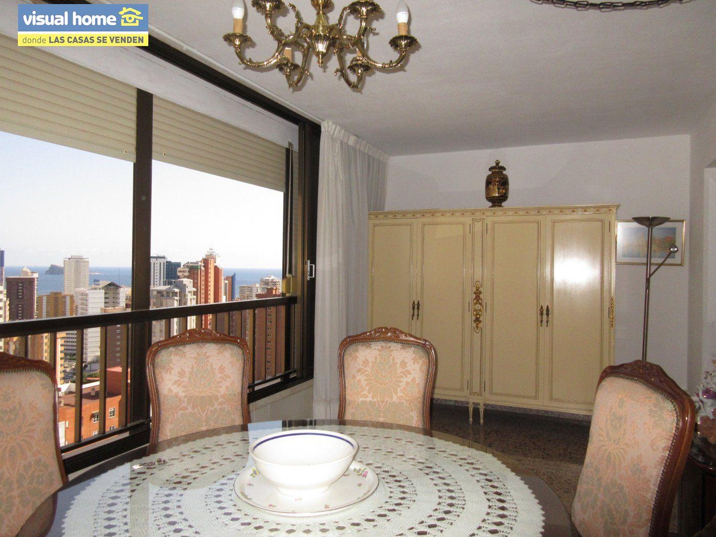 Apartamento en Benidorm zona Nuevos Juzgados de 61 m²