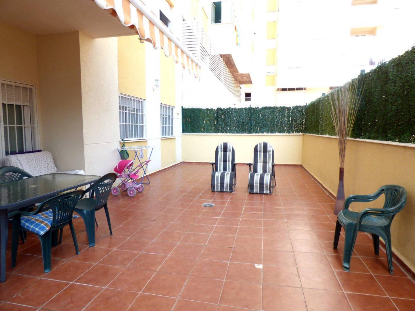 Planta baja en Villajoyosa de 78 m²