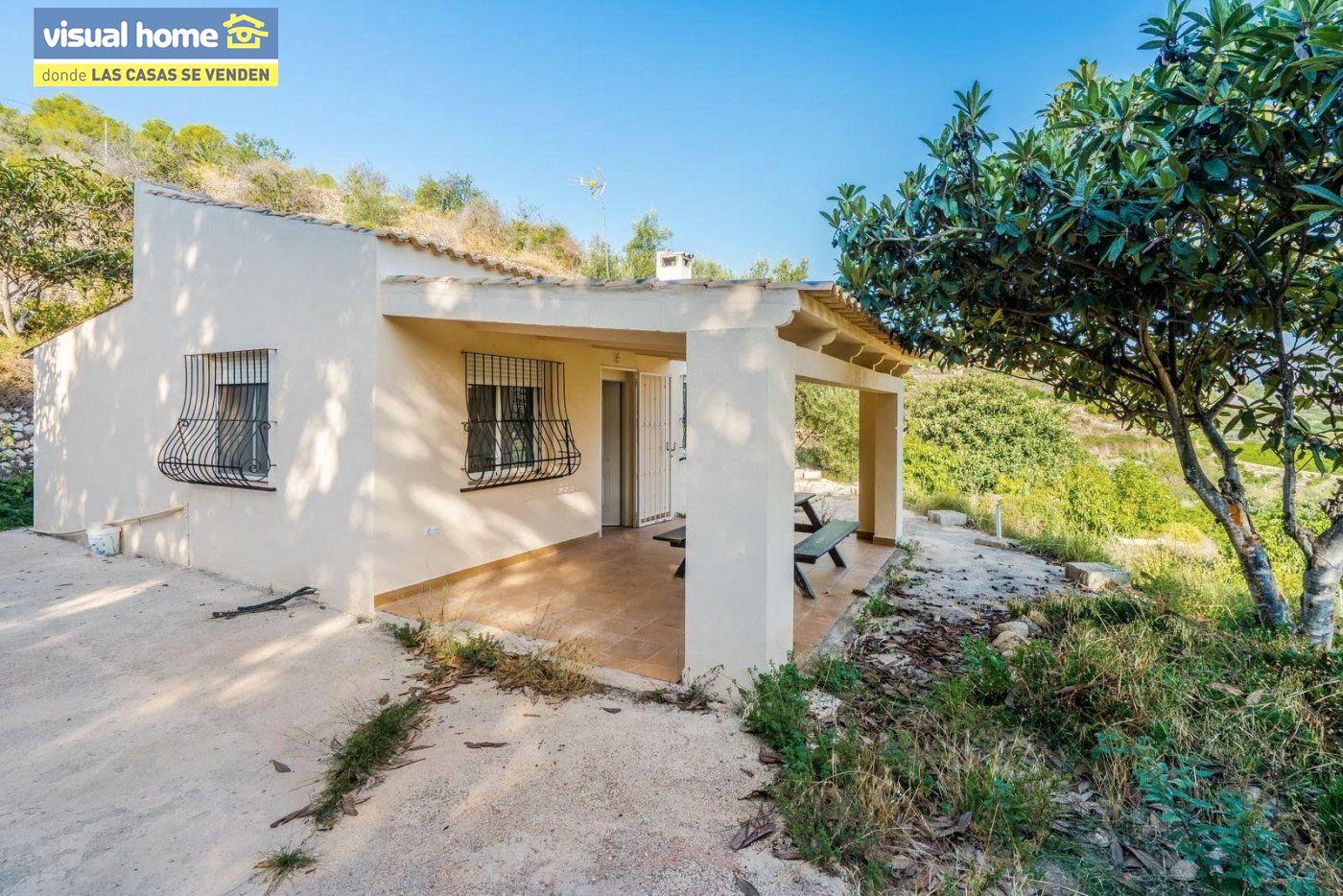 Casa con terreno en La Nucia de 127 m²