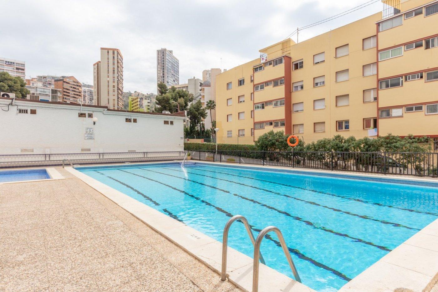 Apartamento en Benidorm zona Rincon de Loix de 48 m²