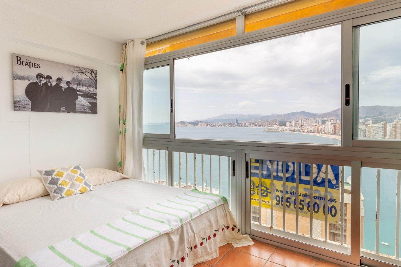 Apartamento en Benidorm zona Rincon de Loix de 36 m²