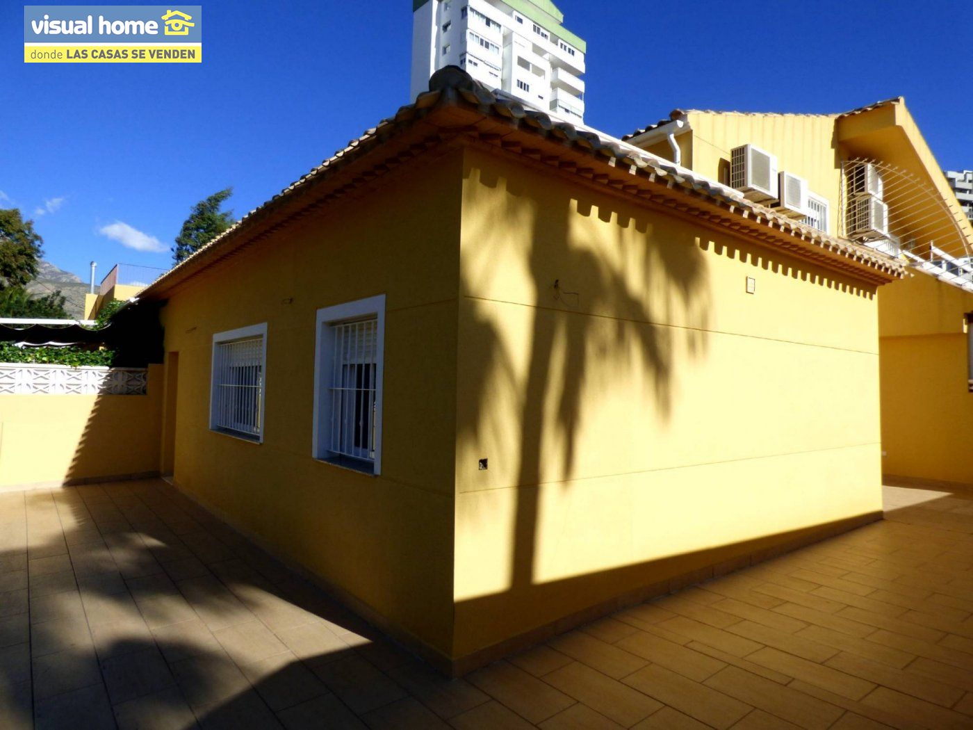 Pareado en Finestrat de 296 m²