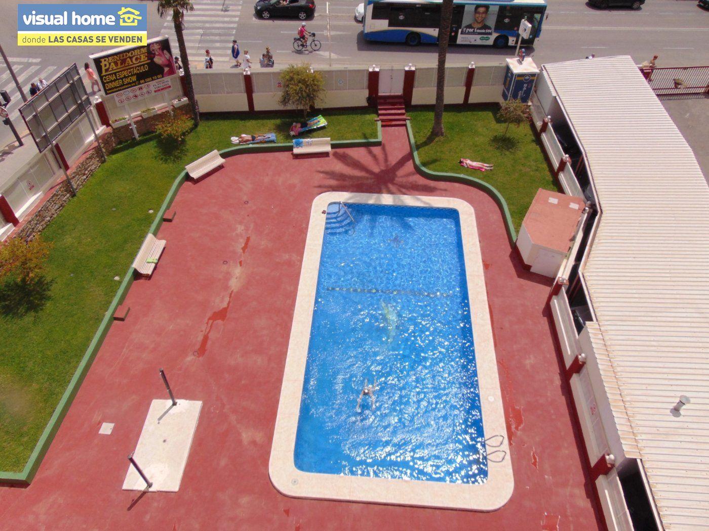 Apartamento en Benidorm zona Rincon de Loix Llano de 40 m²