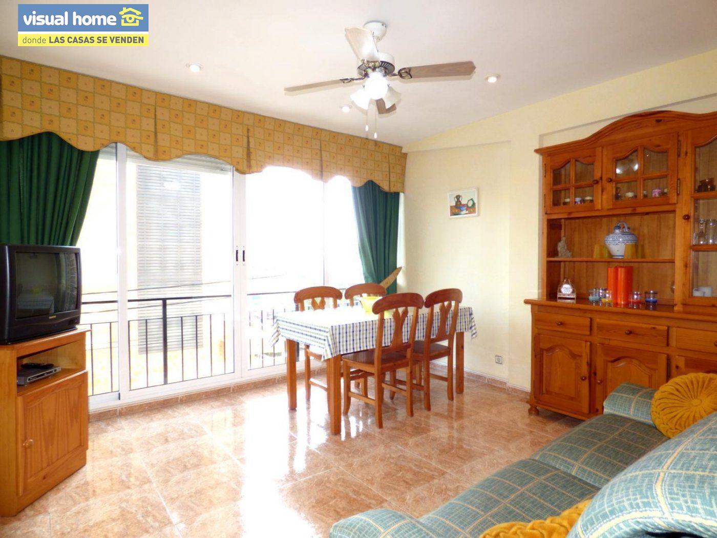 Apartamento en Benidorm zona Poniente de 49 m²
