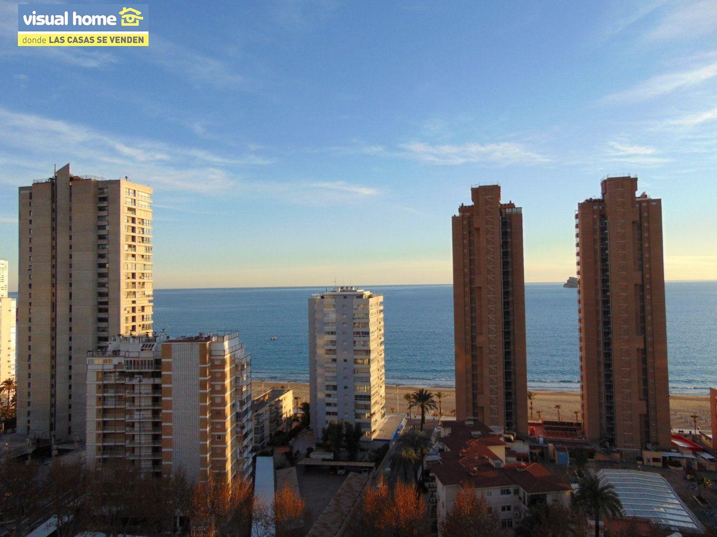 Apartamento en Benidorm zona Levante de 70 m²