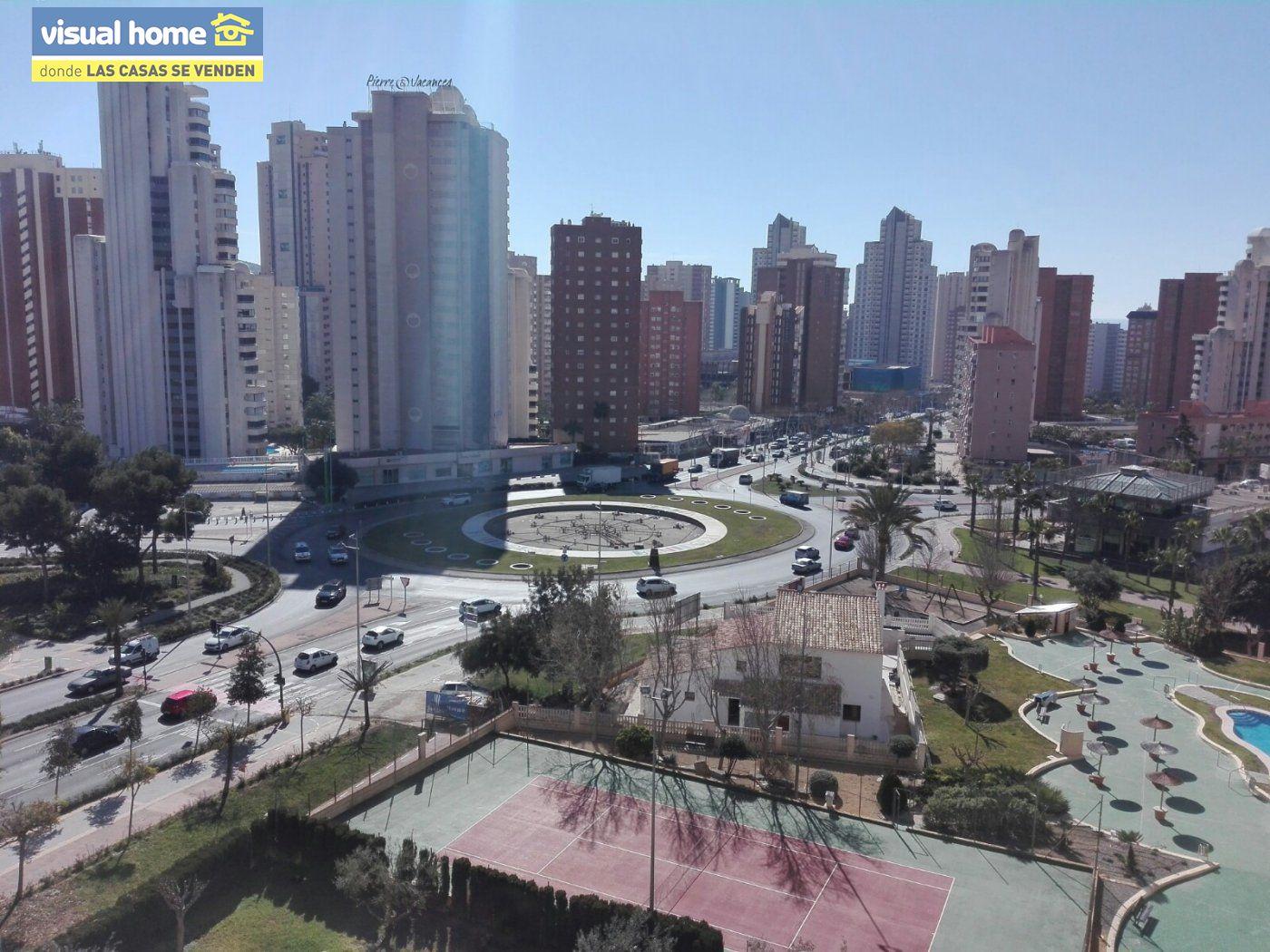 Piso en Benidorm zona Nuevos Juzgados de 86 m²