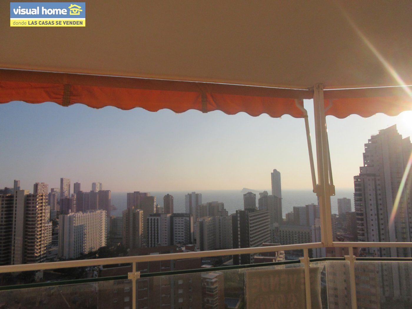 Apartamento 1 dormitorio con vistas espectaculares con parking y piscina en Rincón de Loix llano 9
