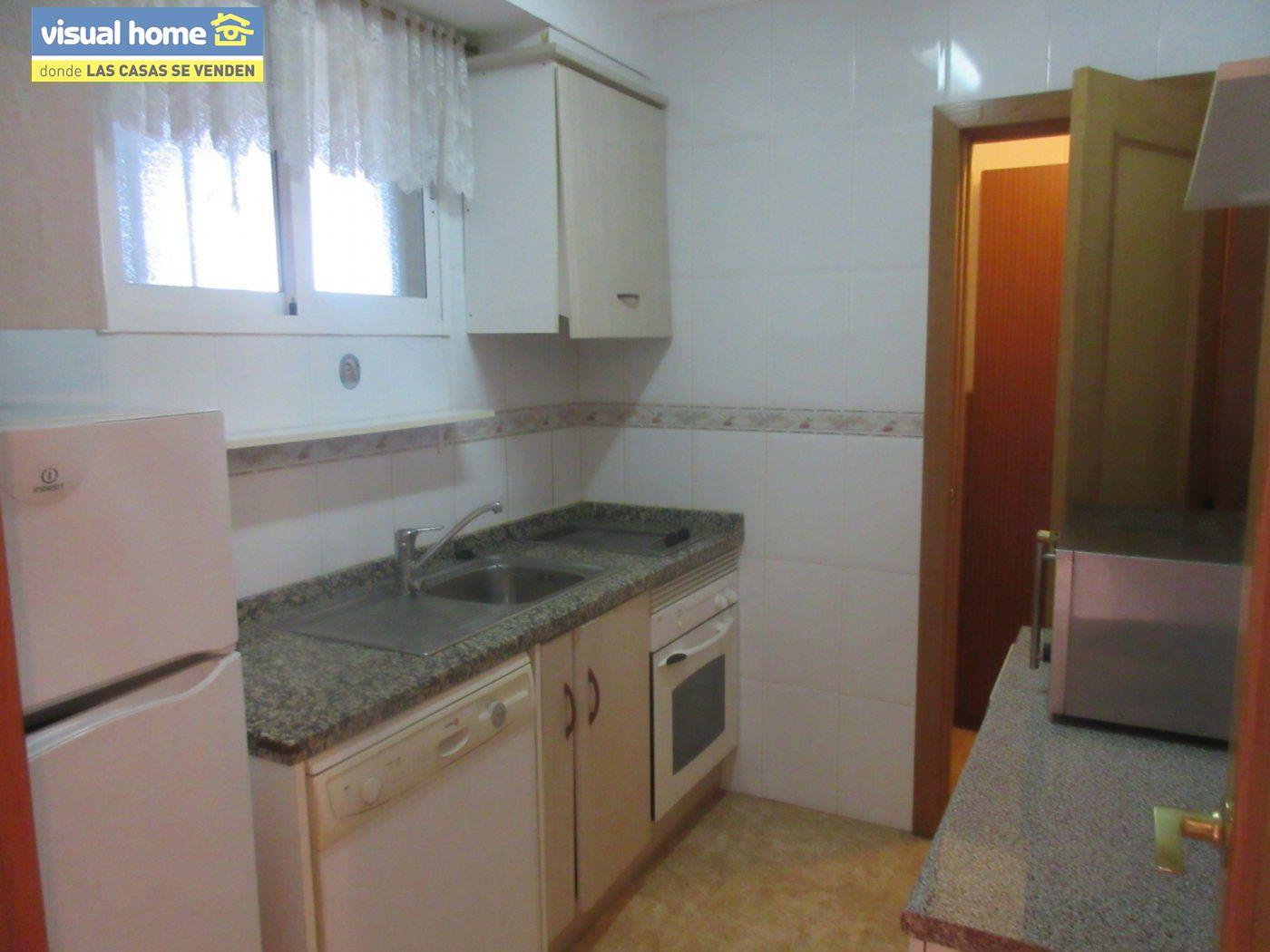 Apartamento 1 dormitorio con vistas espectaculares con parking y piscina en Rincón de Loix llano 10