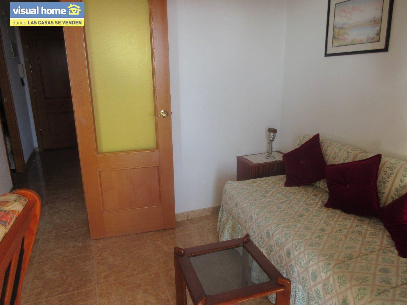 Apartamento 1 dormitorio con vistas espectaculares con parking y piscina en Rincón de Loix llano 11