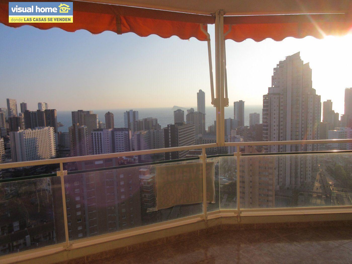 Apartamento 1 dormitorio con vistas espectaculares con parking y piscina en Rincón de Loix llano 12