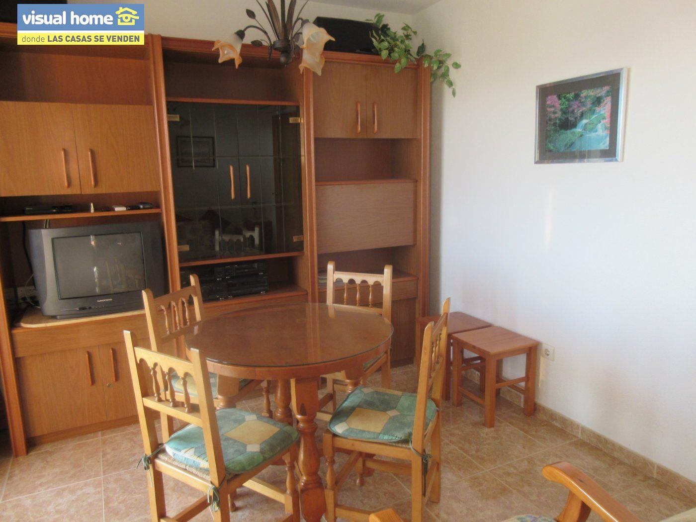 Apartamento 1 dormitorio con vistas espectaculares con parking y piscina en Rincón de Loix llano 13