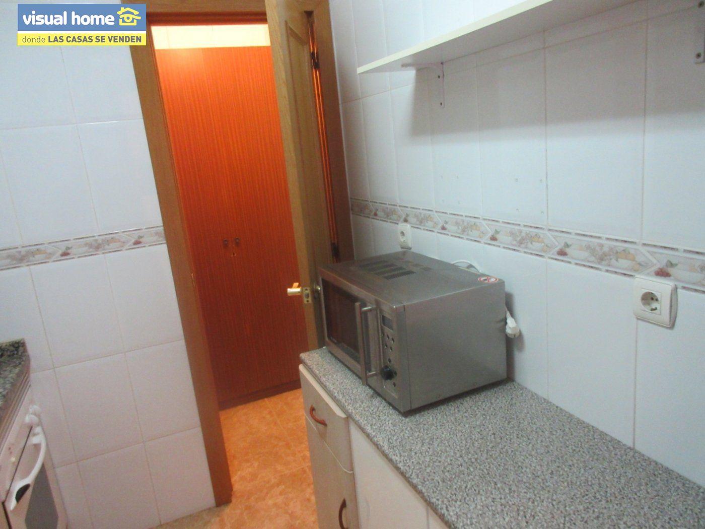 Apartamento 1 dormitorio con vistas espectaculares con parking y piscina en Rincón de Loix llano 15