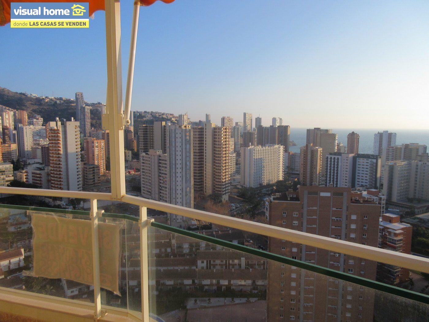 Apartamento 1 dormitorio con vistas espectaculares con parking y piscina en Rincón de Loix llano 16