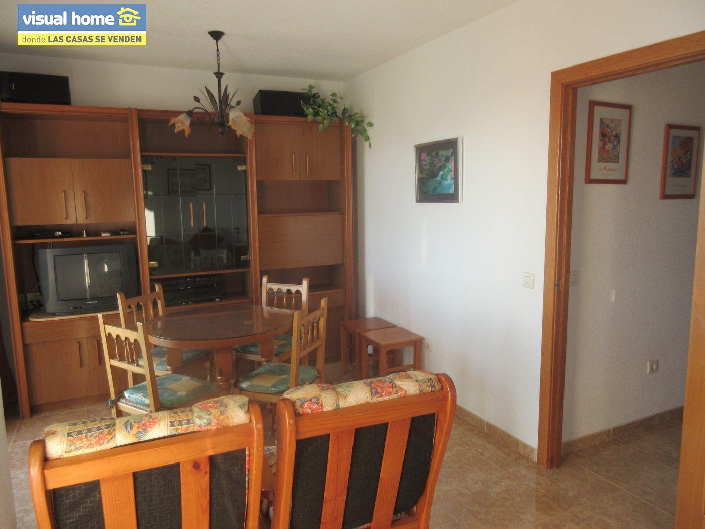 Apartamento 1 dormitorio con vistas espectaculares con parking y piscina en Rincón de Loix llano 17