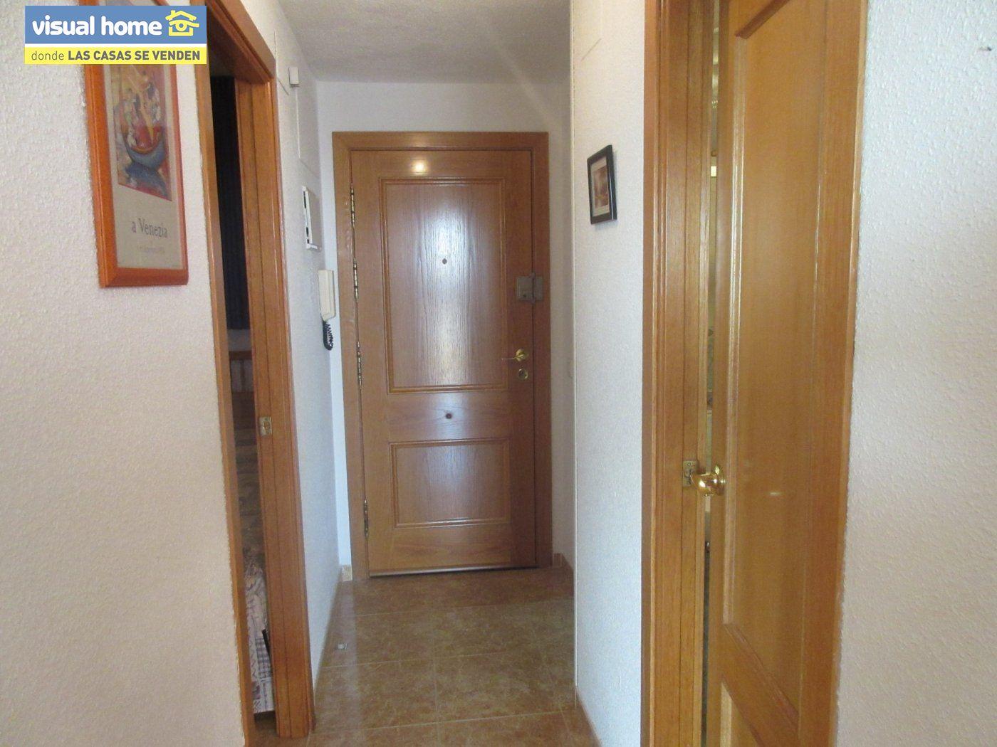 Apartamento 1 dormitorio con vistas espectaculares con parking y piscina en Rincón de Loix llano 19