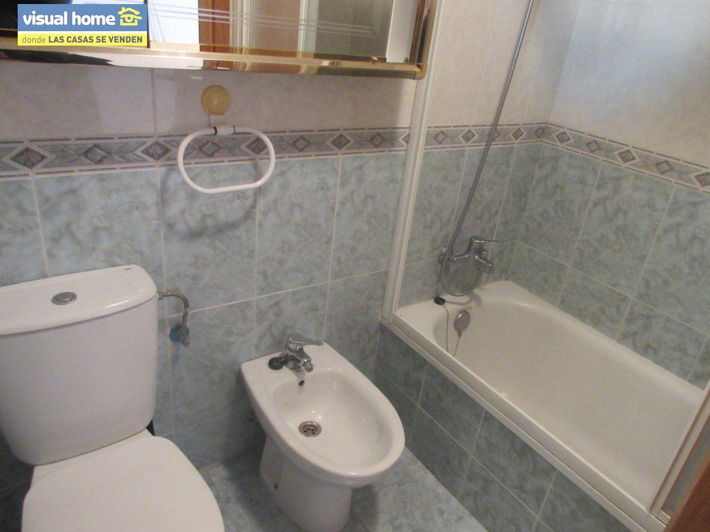 Apartamento 1 dormitorio con vistas espectaculares con parking y piscina en Rincón de Loix llano 21