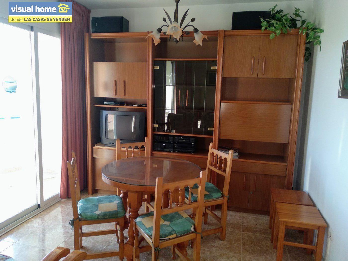 Apartamento 1 dormitorio con vistas espectaculares con parking y piscina en Rincón de Loix llano 2
